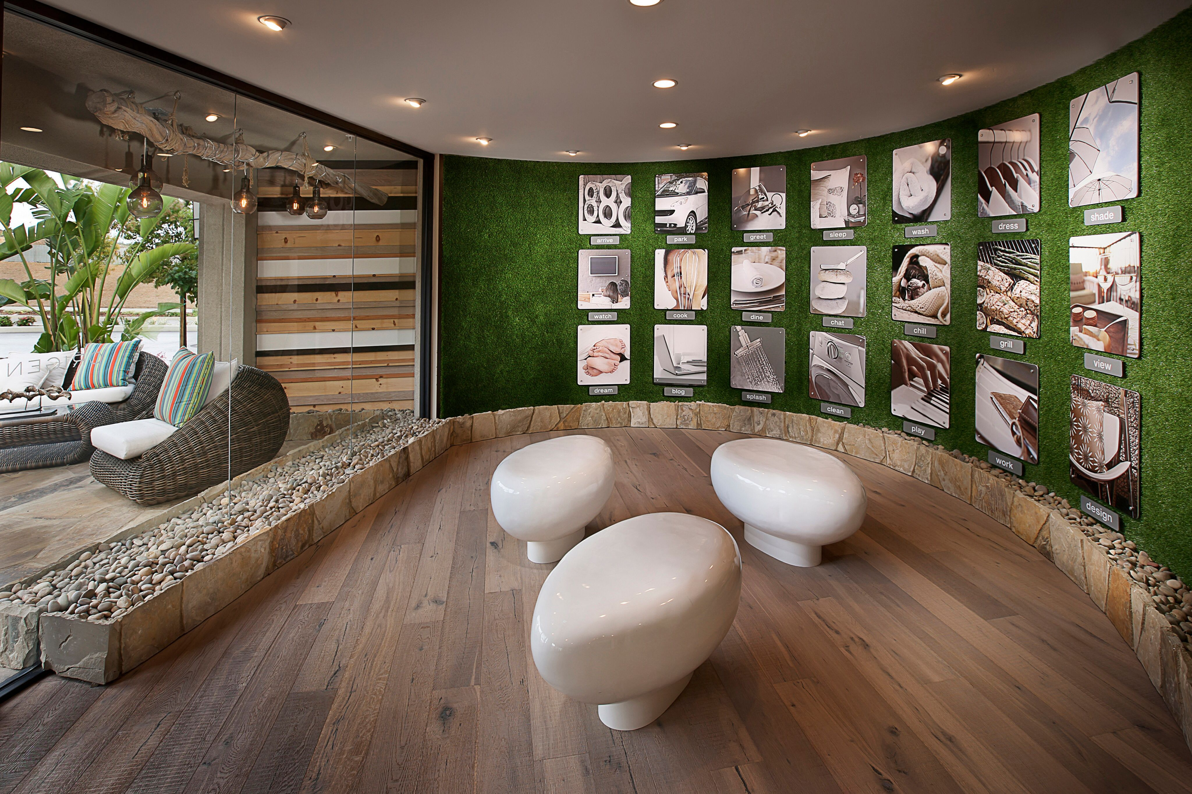 Origen Sales fice for Shea Homes San Diego by Design Line