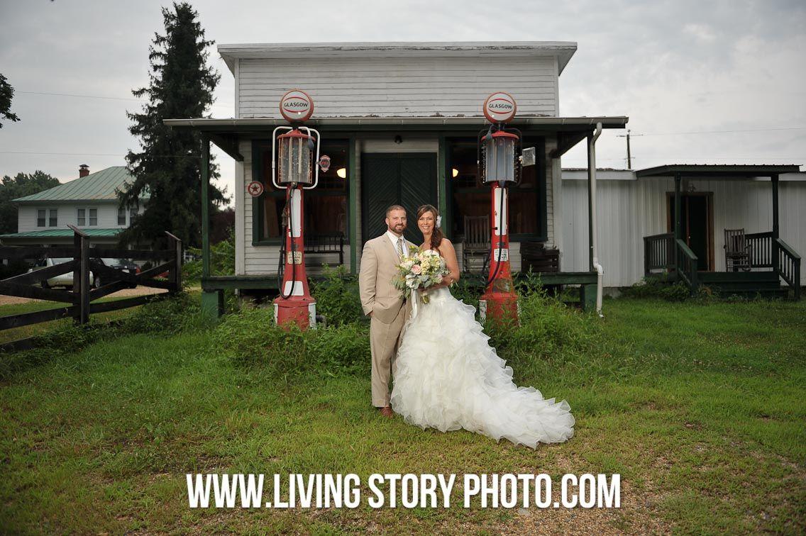 Stafford barn wedding