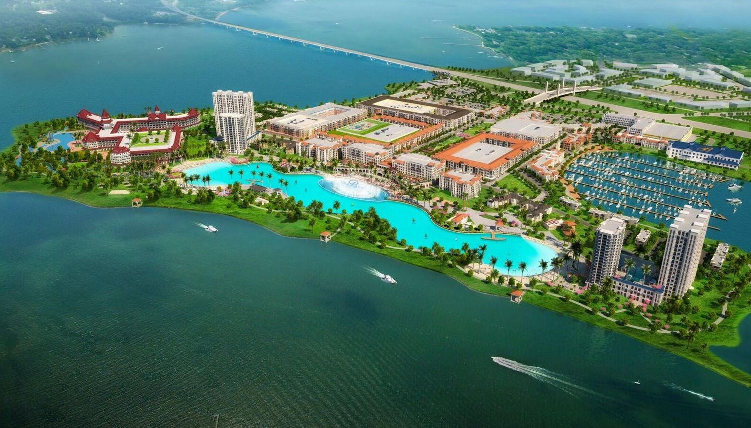 Billion Dollar North Texas Resort Lagoon Will Boast State S Largest Fountain With Images Texas Resorts Lake Resort Rowlett
