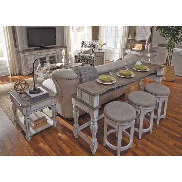 Magnolia Manor Console Table Furniture Liberty