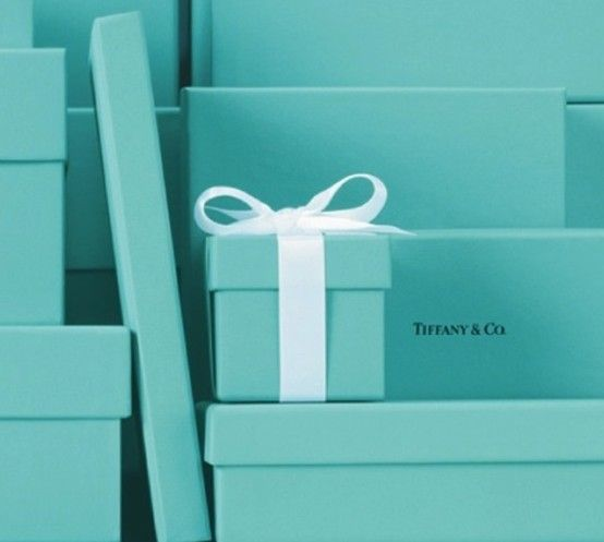0ce451ed5b Tiffany and co. boxes. Blue box. Jewellery.   Tiffany and Co ...