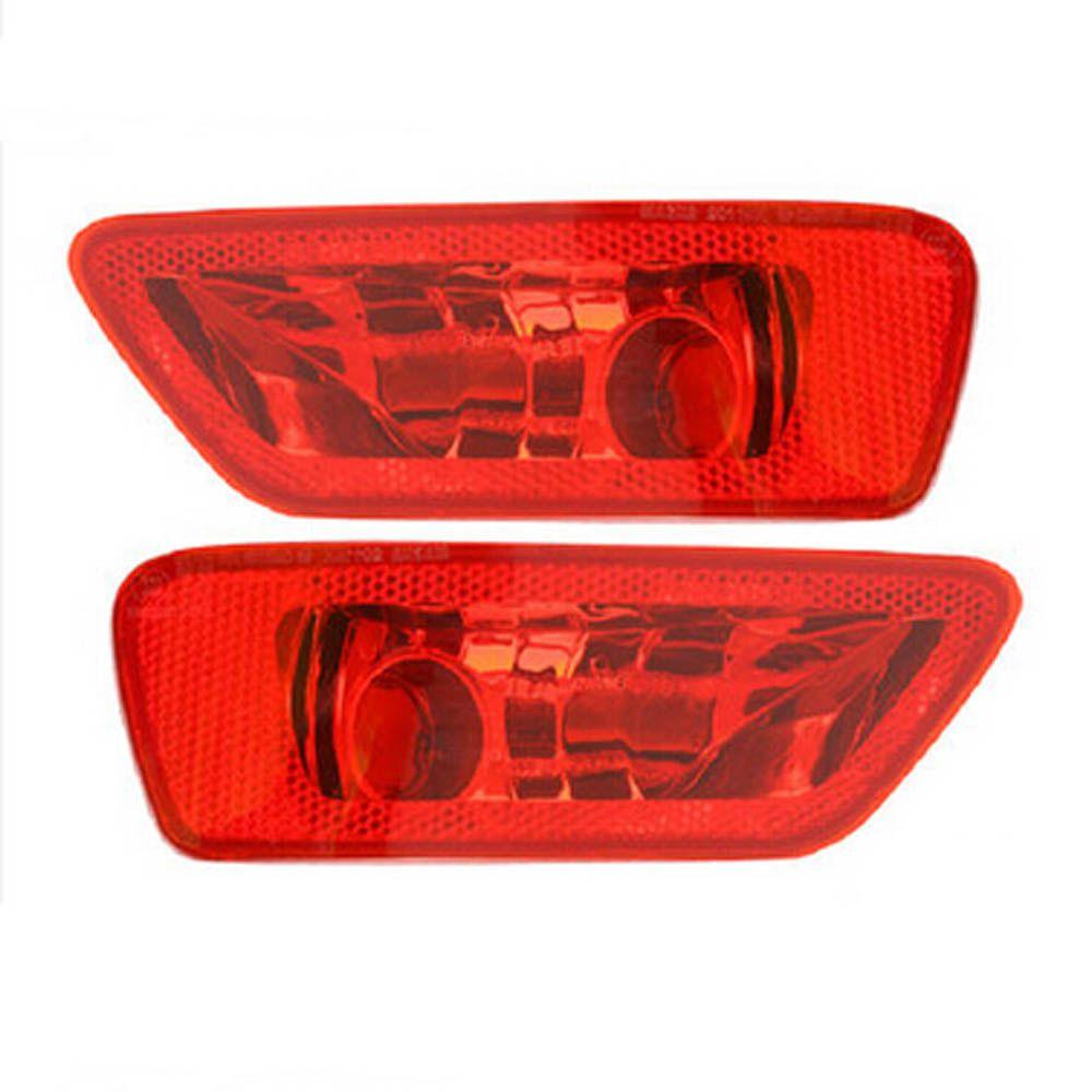 Right Side Rear Bumper Fog Light Left