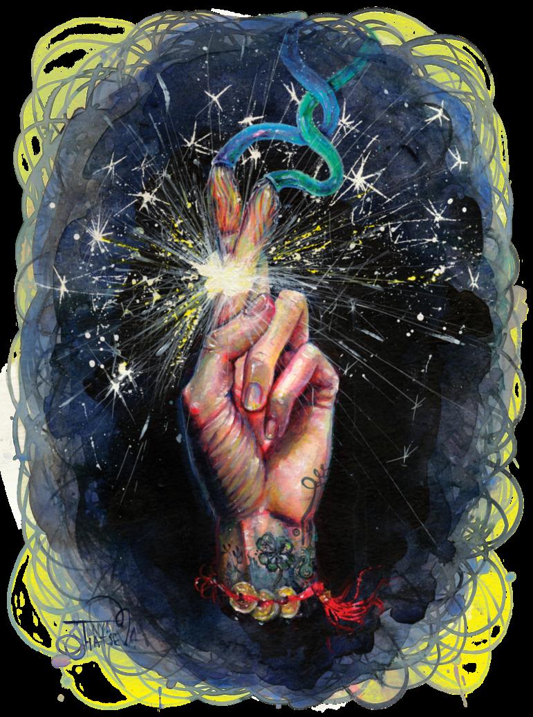 Luck Machine by TanyaShatseva