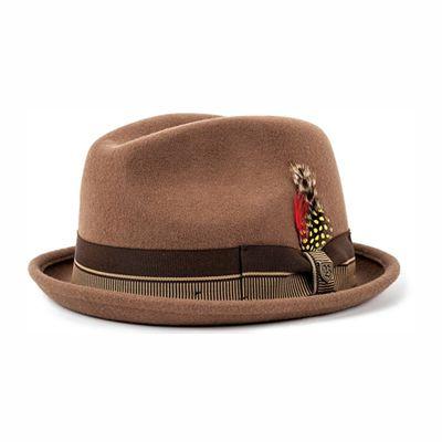 fe220470 Gain Fedora Hat | Accessories, hats | Männer mode, Herren mode ...