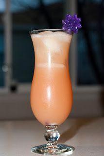 Vodka, Peach Schnapps, Cranberry Juice, Orange Juice, Pineapple Juice