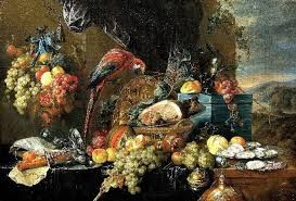 Baroque still life