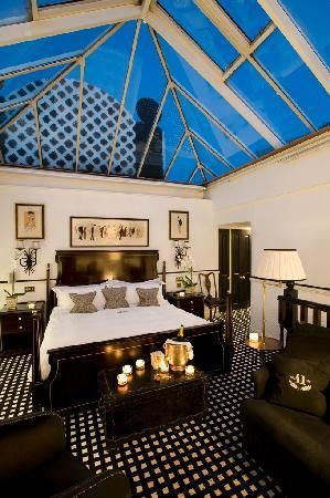 The Conservatory suite at Hotel 41, London