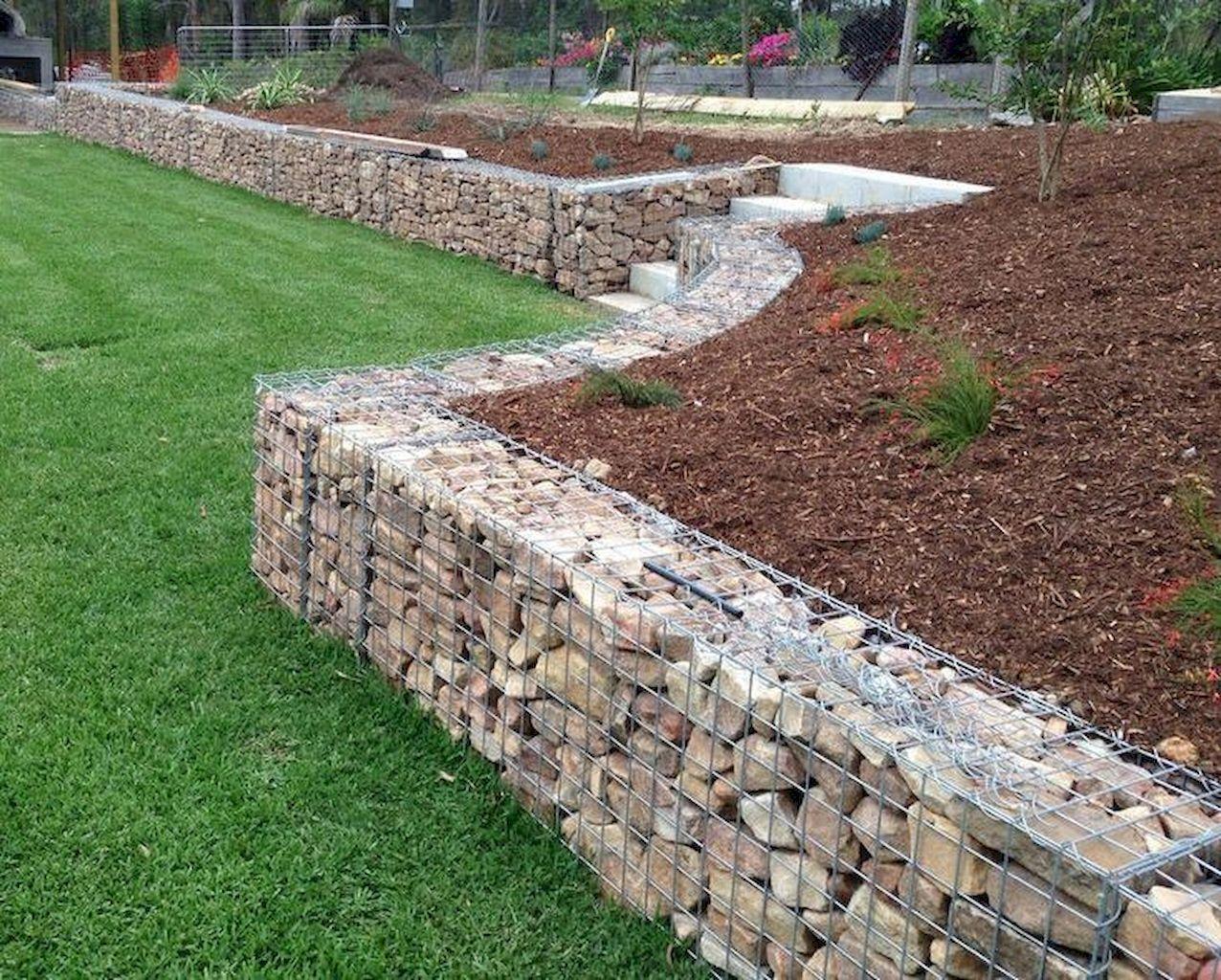 75 Fabulous Gabion Ideas For Your Garden Outdoor Area 400 x 300