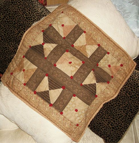 Doll quilt from ebay