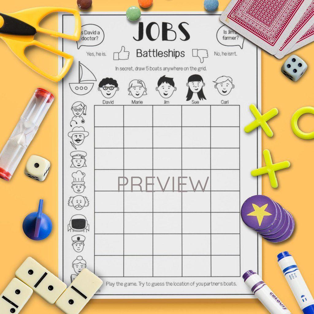 Jobs Battleships Game Con Imagenes