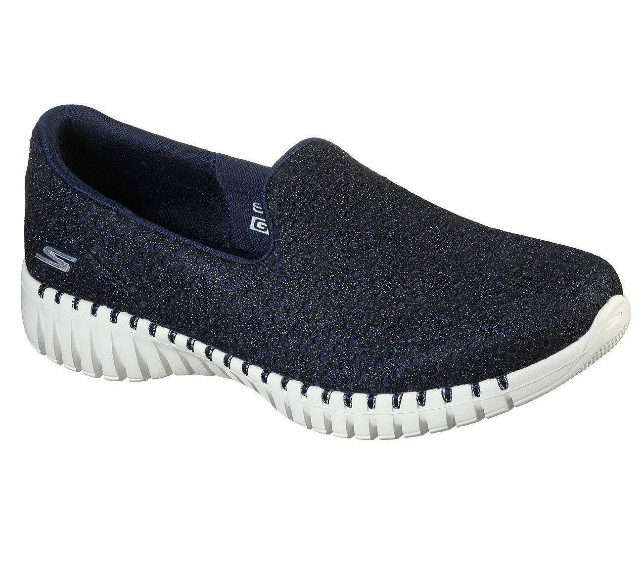 Skechers Shoes Navy Go Walk Smart Women