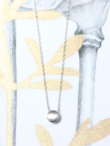 Cloud Nine Creative - Dot Necklace Gold/Silver/Rose Gold