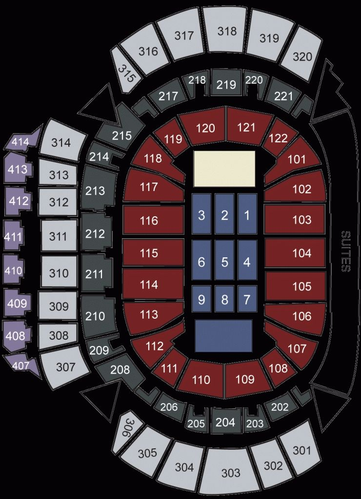 The Most Stylish philips arena seating chart in 2020