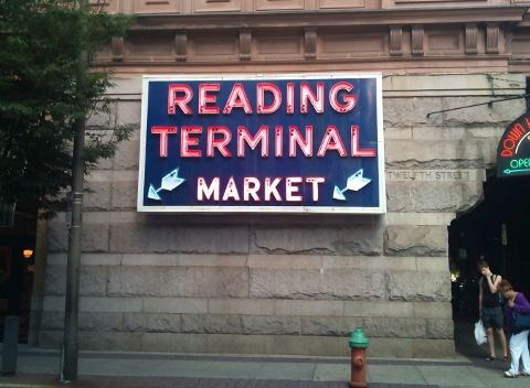Thinking With Your Stomach: Reading Terminal Market, Philadelphia's foodie…