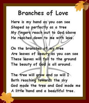 Fall Lapbook | Preschool poems, Kids poems, Handprint poem