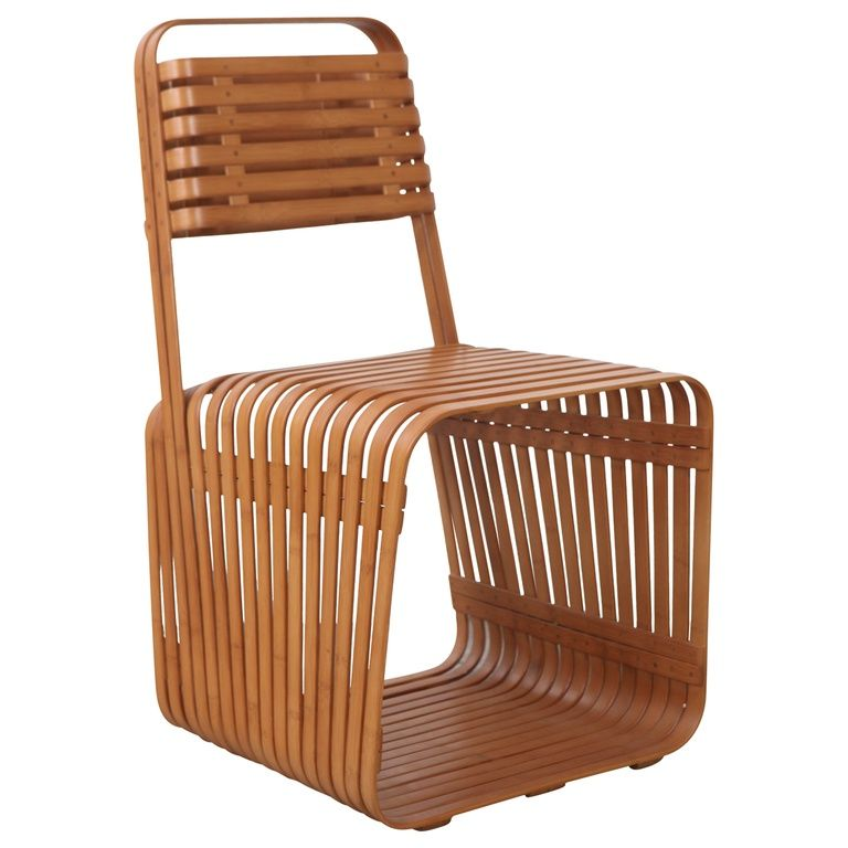 Jeff Dayu Shi Bamboo Chair From a unique collection of antique and - muebles de bambu modernos