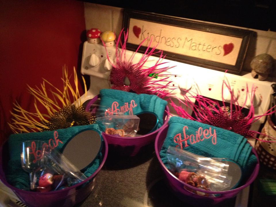 DIY Mani & Pedi Birthday Party Ideas