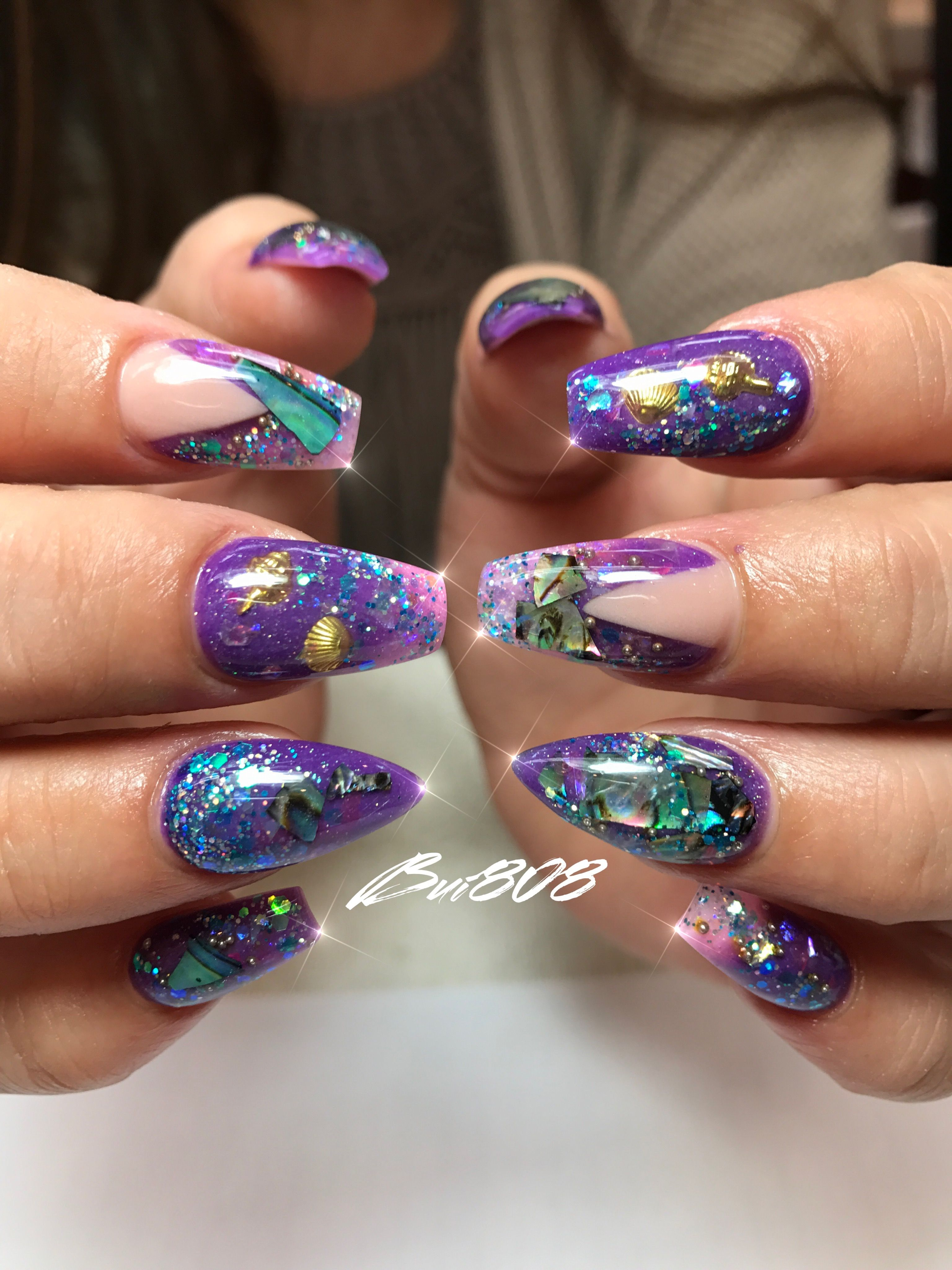 Pin by Bui808 Nails on Bui808 Nails | Pinterest | Fabulous nails ...