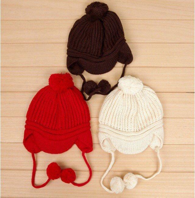 Crochet Baby Hat, Childrens Hat, Girls Hat, Boys Hat, Kids Beanie, Kids Hat, Knitted Wool Winter Hats, Brimmed beanie, Newsboy Hat by KeenKids on Etsy https://www.etsy.com/listing/258913756/crochet-baby-hat-childrens-hat-girls-hat