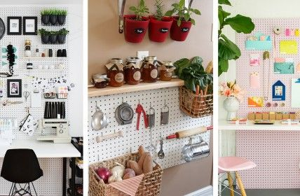 Photo of 23 Creative DIY Pegboard Ideas to Organize Your Messiest Areas with Style