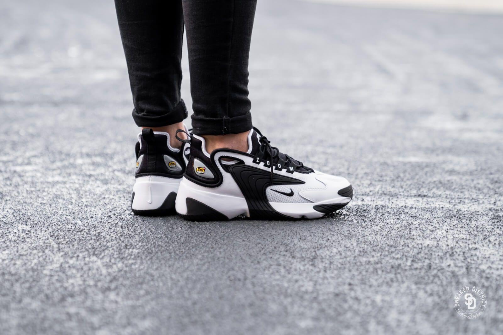 Nike Zoom 2K White/Black | Nike zoom