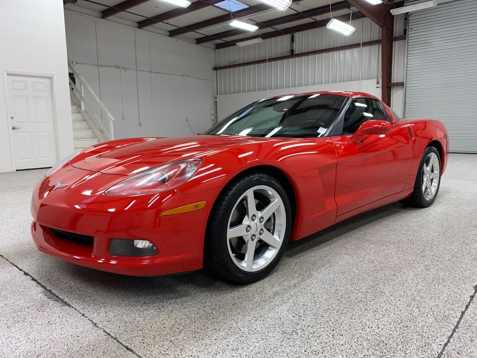 2005 Chevrolet Corvette Coupe 2D Chevrolet corvette