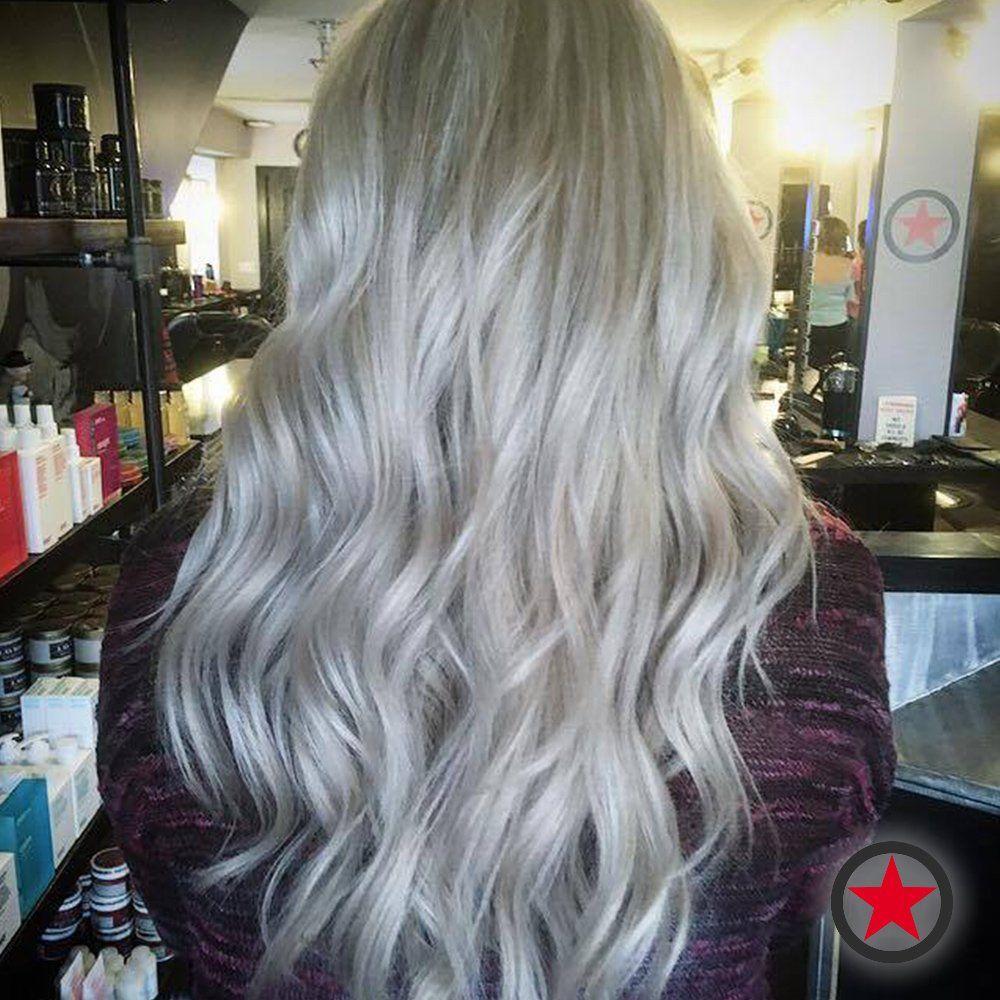 Kelowna Hair Salon Plan B Platinum Blonde By Jenna Blondes