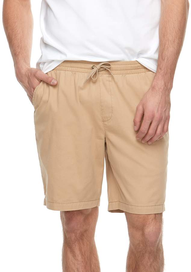 4bed5765c8 Sonoma Goods For Life Big & Tall SONOMA Goods for Life Flexwear Modern-Fit  Dock Shorts
