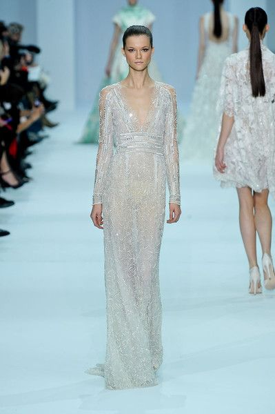 I want to wear this dress - Elie Saab's Couture.