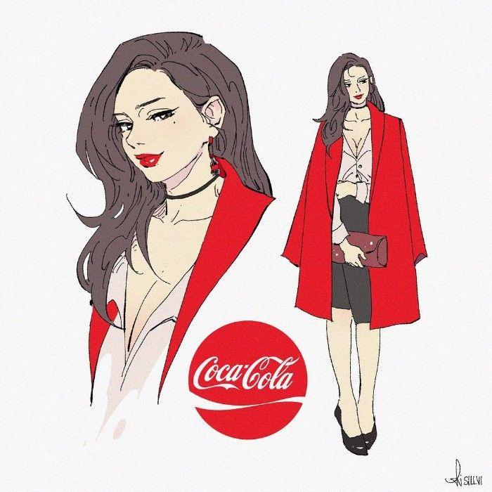 If Popular Sodas Were Cartoon Characters (14 Pics) | Bored Panda