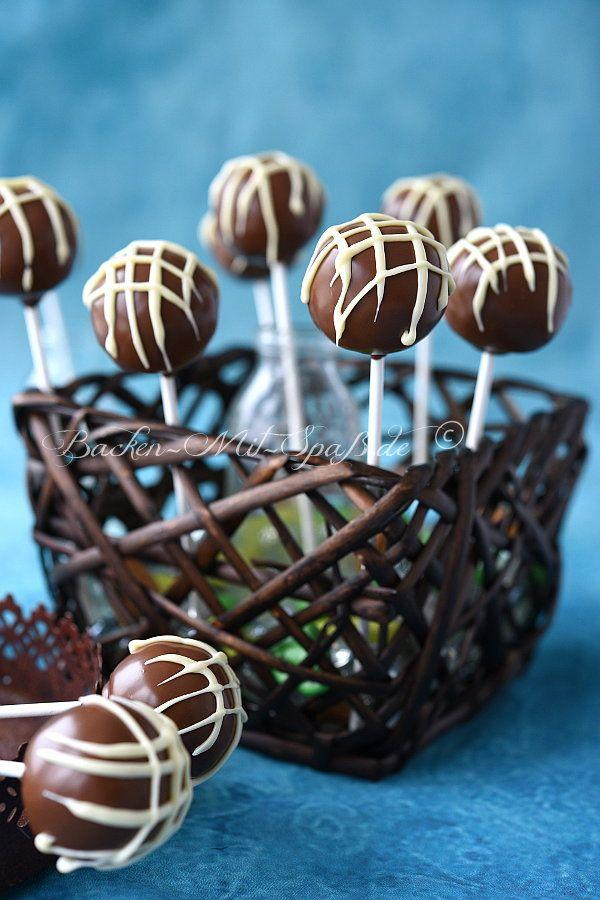 Schoko- Cake Pops – Cakepops