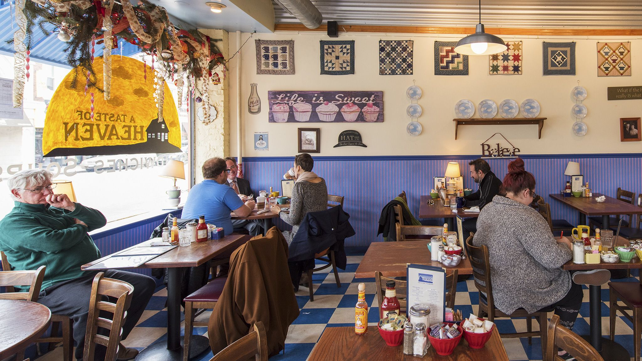 Notable Andersonville residents shared their favorite spots in the neighborhoods with Time Out Chicago