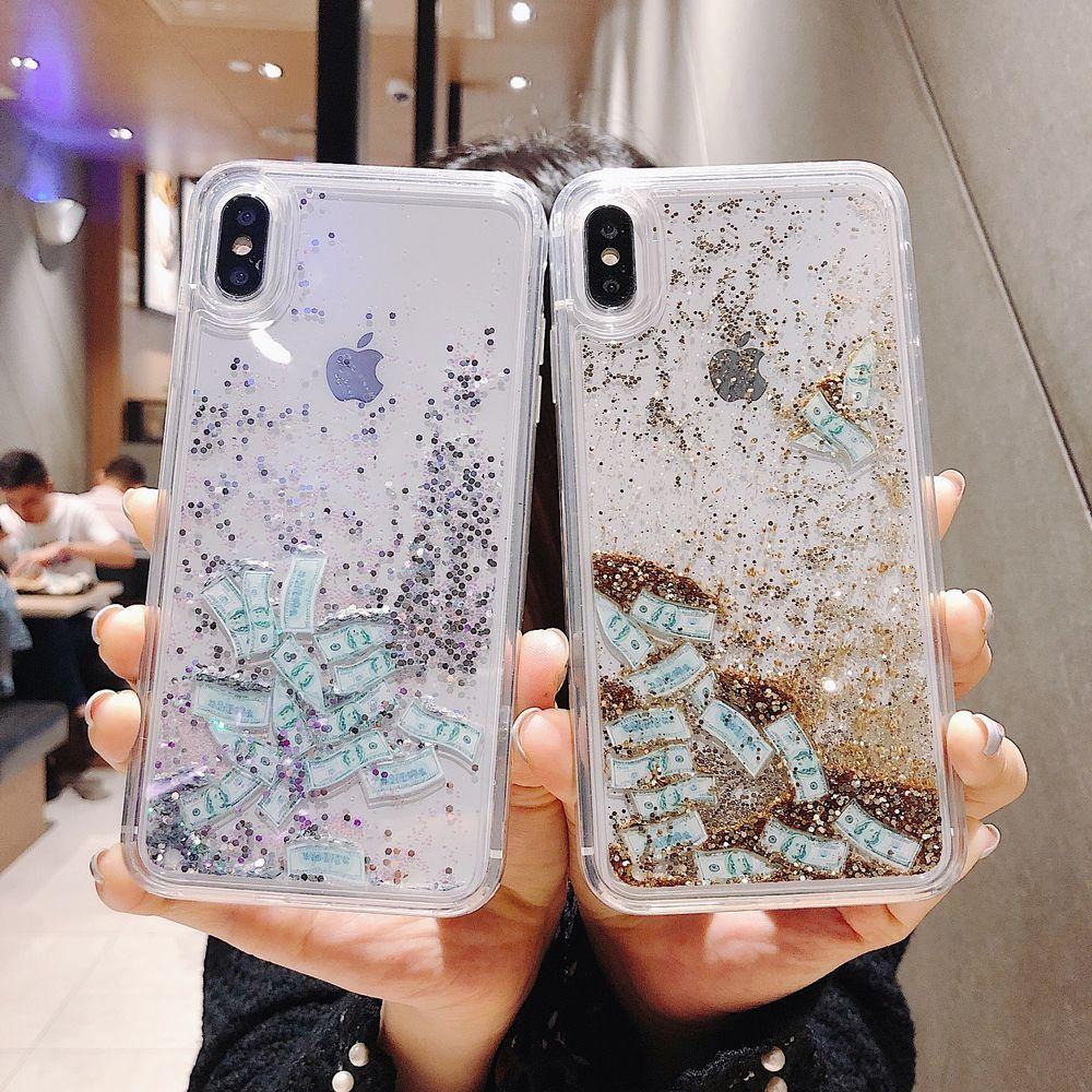 coque iphone xr dollar