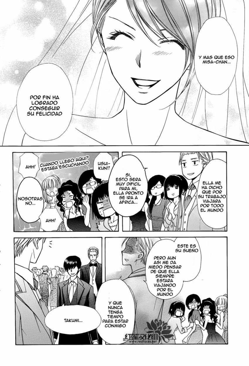 Maid sama usui and misaki wedding