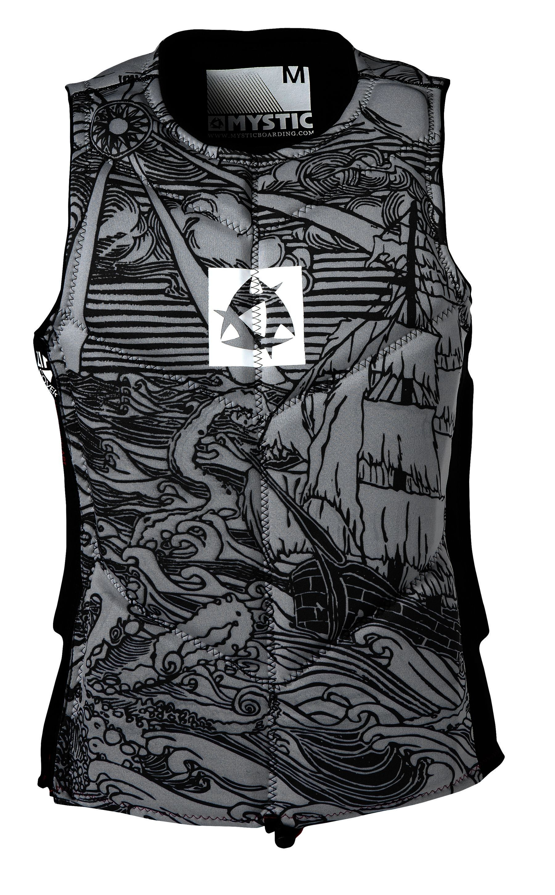 Impact Vest  Artistic Wakeboard Vest Zip Mike Ennen