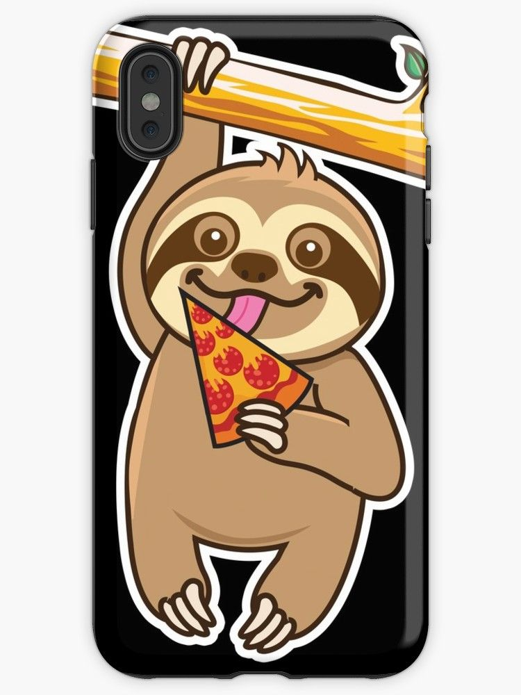 iphone xs max case sloth