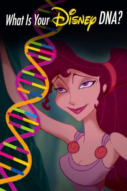 Disney Quiz What Is Your Disney DNA  is part of Disney quiz - Do you know your DNA