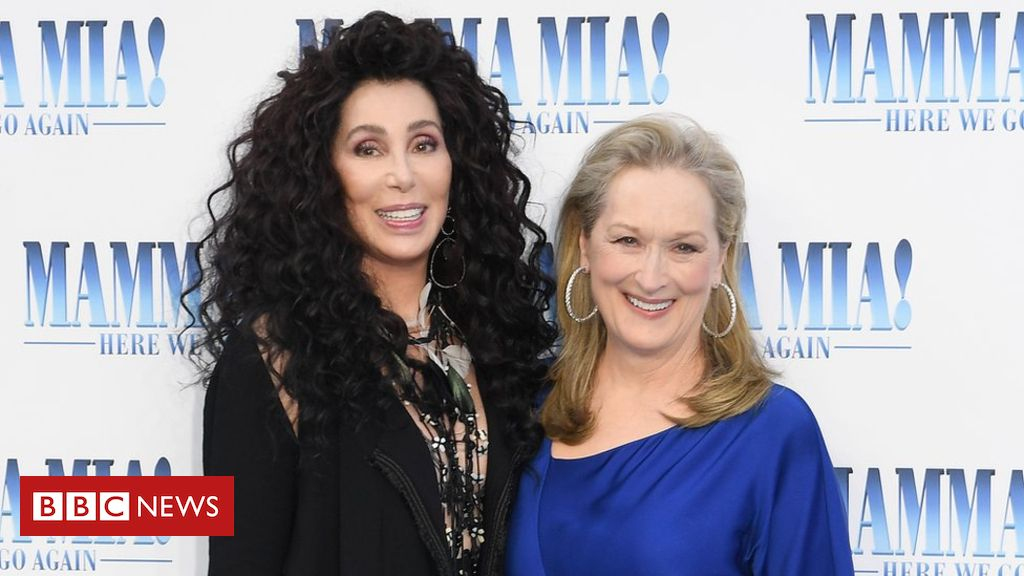 Abba Say Fernando Is Cher S Song Now Mamma Mia Meryl Streep
