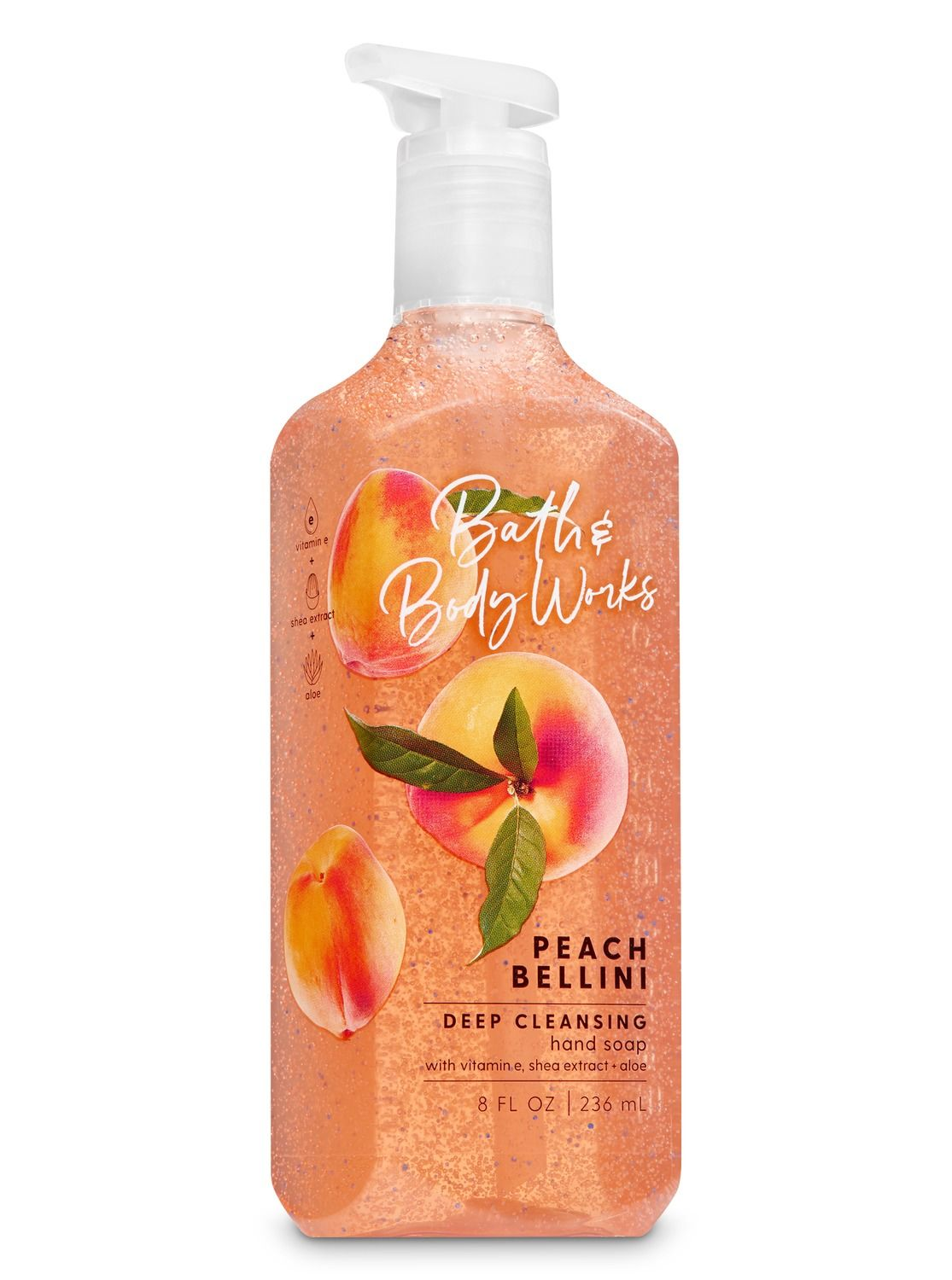 Peach Bellini Deep Cleansing Hand Soap Peach Bellini Soap Bath