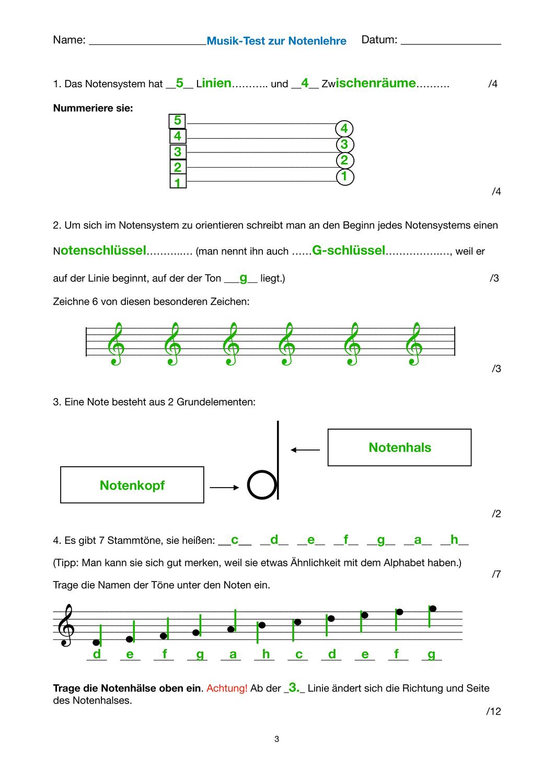 20 Noten Ideen   noten, musikunterricht, noten lernen