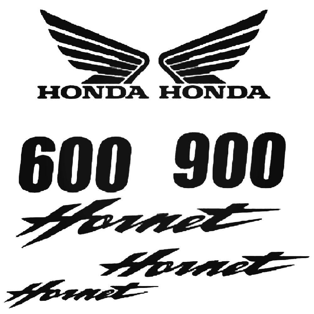 Honda Hornet Decal Sticker Aftermarket Decals Pinterest Decals