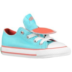 69ddbe6c3a9479 Converse All Star Crayola Double Tongue - Toddlers - Sport Inspired - Shoes  - Light Blue Pink