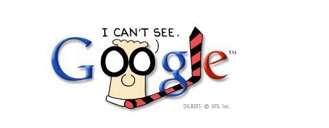 Dilbert Google Doodle 2002 Google Doodles Google Logo Doodles