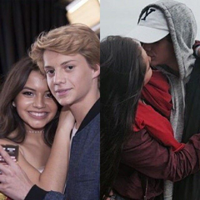 Jace Norman And Isabela Moner Relationship