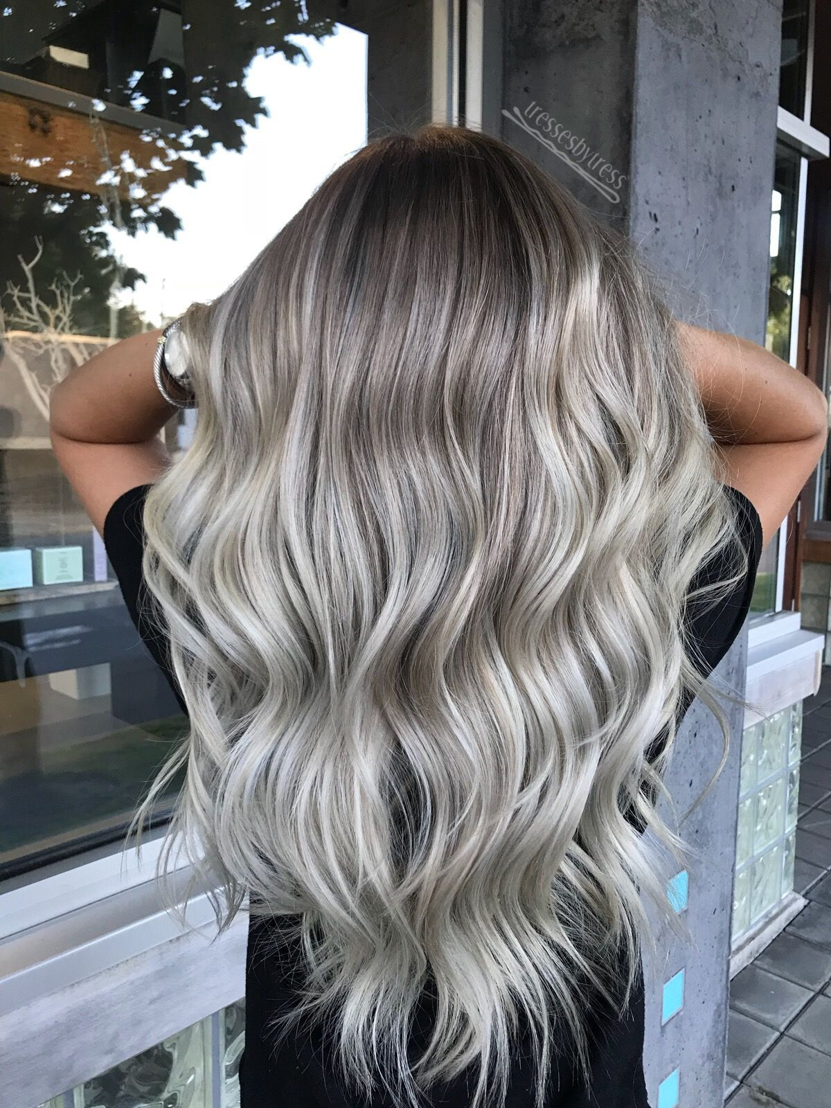 50++ Platinum blonde hair with silver highlights ideas in 2021