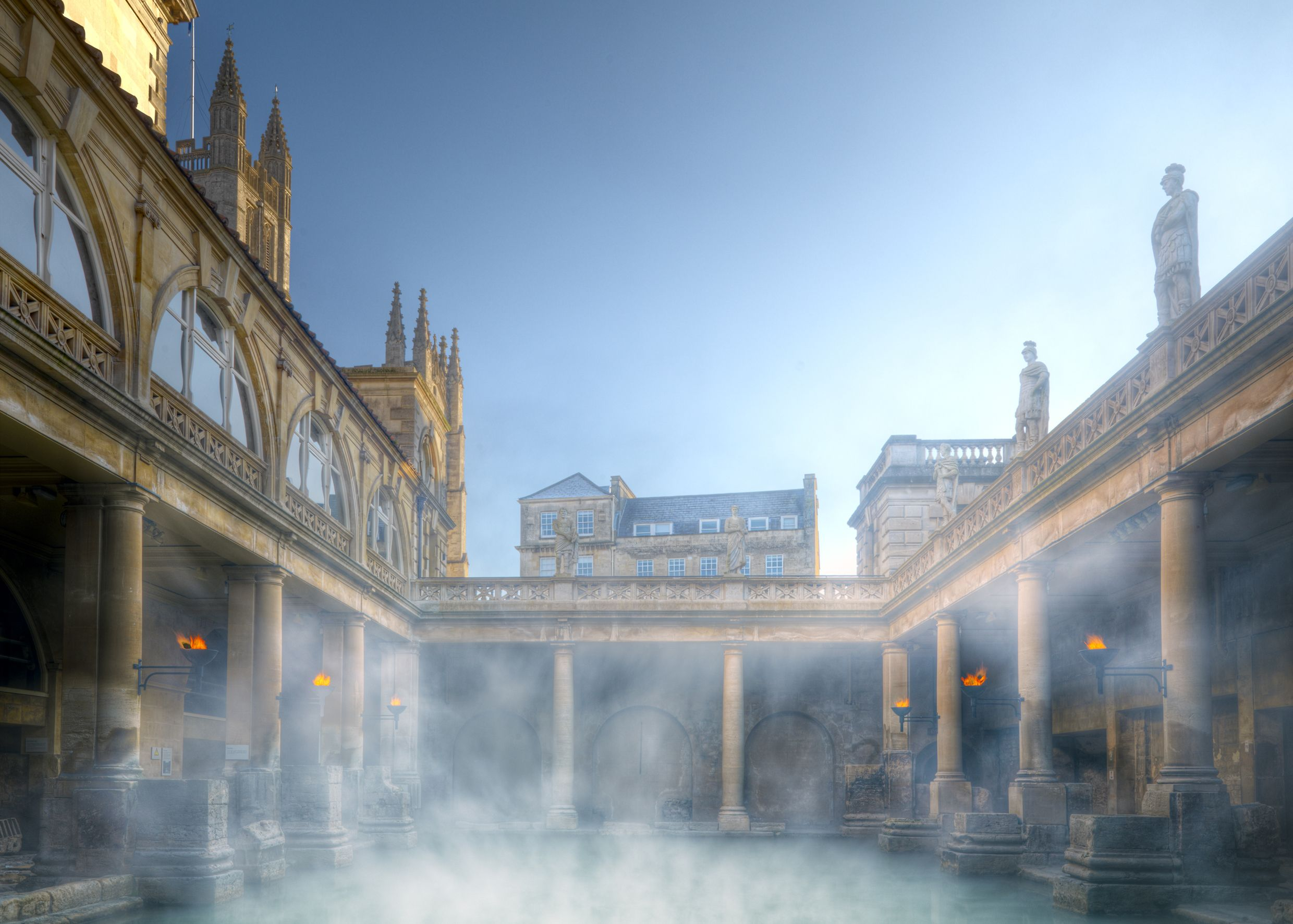 Bath Staycation: Indulgence and Pampering in England\'s Spa City ...