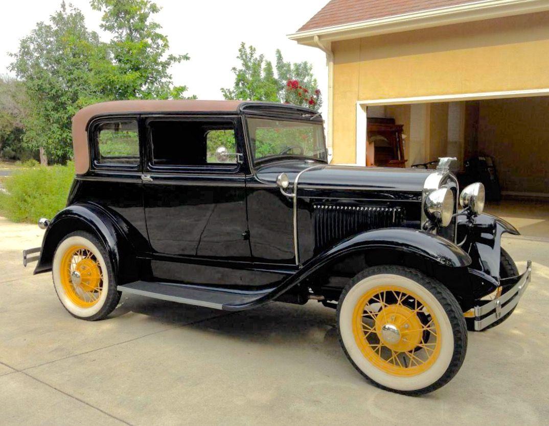 1931 Ford Victoria & 1931 Ford Victoria | Classic Car Restoration | Pinterest | Ford ... markmcfarlin.com