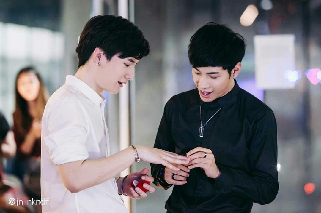 krist and singto | Sotus s The series(SSTS) | Addicted