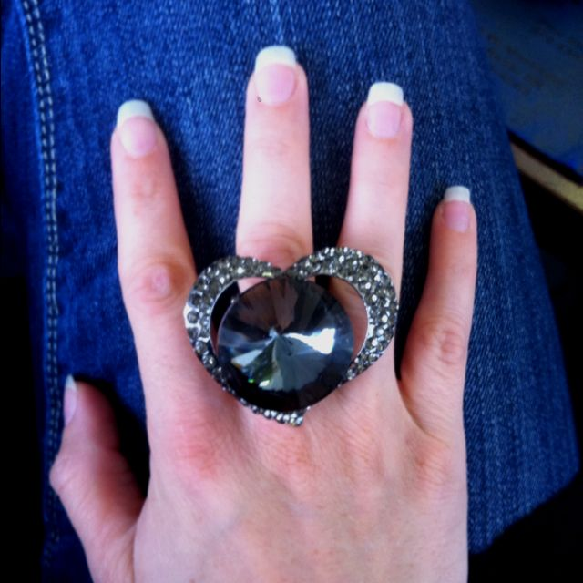 Gotta love the big rings...