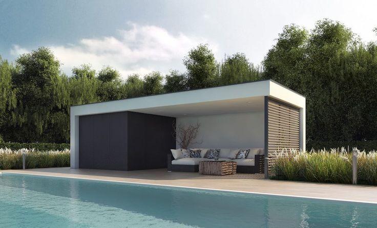 10++ Gartengestaltung mit pool und gartenhaus 2021 ideen